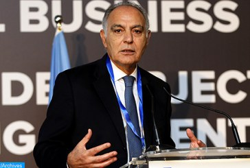 Mezouar plaide pour la mobilisation des territoires en faveur de la croissance et l'investissement