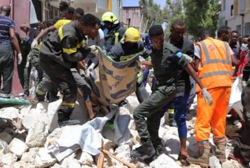 Somalie: une explosion dans un marché de Mogadiscio fait au moins 9 morts