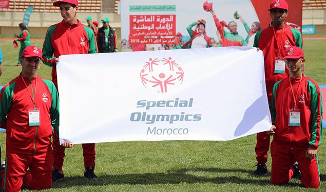 Les athlètes Special Olympics Morocco entrent en 2ème concentration préparatoire du 5 au 7 mars