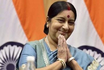 La Cheffe de la diplomatie indienne en visite au Maroc