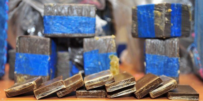 Saisie à Tétouan de près de deux tonnes de drogue