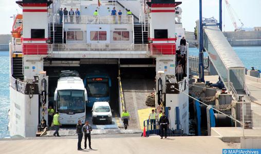 Tanger-Med: Avortement d'une tentative de trafic de 300 smartphones usagés