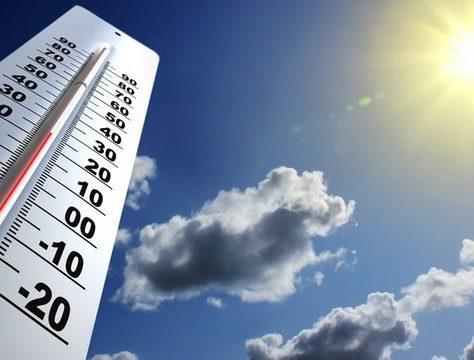 températures