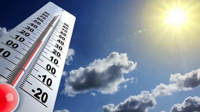 Températures minimales et maximales prévues pour la journée du samedi 23 février