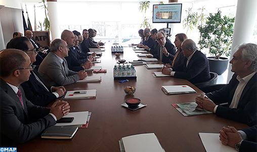 Textile: Le Portugal et le Maroc déterminés à consolider leur coopération