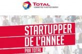 Total Maroc annonce ses 15 finalistes du Challenge Startupper de l'Année par Total