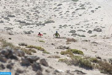 Plus de 600 coureurs et marcheurs participent à la 2è édition de l'Éco-Trail de Lalla Takerkoust