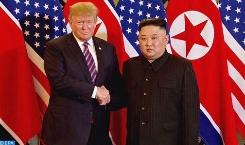 Sommet Trump-Kim: aucun accord n'a été trouvé sur la dénucléarisation de la péninsule coréenne
