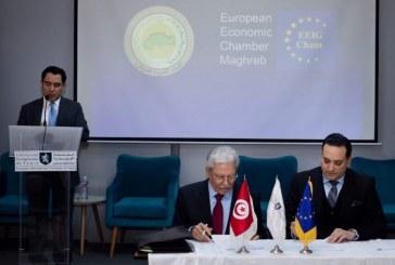 Partenariat stratégique entre l'UMA et la Chambre Economique Européenne du Maghreb