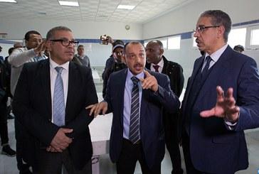Inauguration à Kénitra d'un centre médico-légal pour améliorer les services publics de la commune
