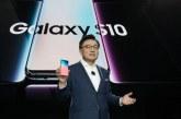 Samsung dévoile les téléphones du futur à San Francisco
