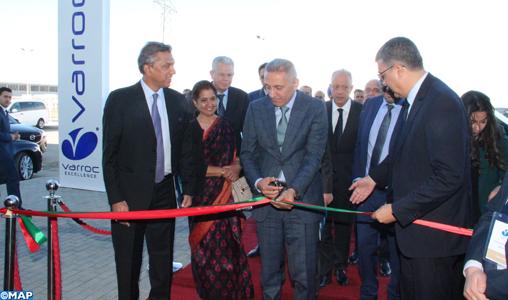 Varroc Lighting ouvre une usine à Tanger — Automobile