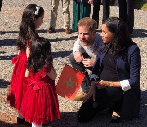 Les moments forts du voyage du Prince Harry et son épouse au Maroc