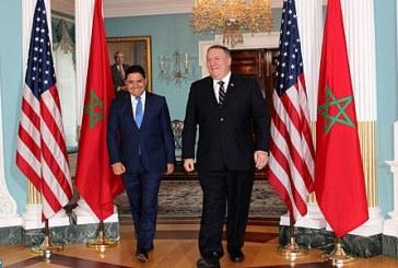 Nasser Bourita rencontrerait ce mercredi Pompeo et Bolton à Washington