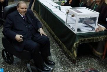 Le président Bouteflika annonce sa candidature officielle pour un cinquième mandat présidentiel