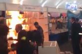 Un incendie envahit un stand au Salon international de l'Édition et du Livre de Casablanca (VIDÉO)