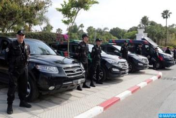 Les interventions de la force publique, effectuées mardi à Rabat, visent la préservation de la sécurité et de l'ordre publics