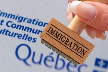 Québec: l'opposition s'élève contre l'annulation de 18.000 dossiers d'immigration