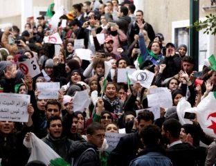 journalistes algériens