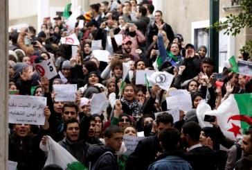 Plusieurs journalistes algériens arrêtés lors d'un rassemblement à Alger