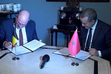 Le Maroc et la Belgique signent une déclaration d'intention en matière de coopération judiciaire