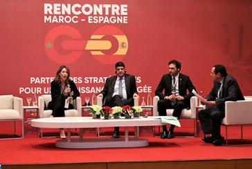 La secrétaire d'Etat au commerce espagnole souligne l'importance de la coopération dans le domaine de l'énergie