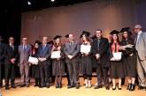 Cérémonie de remise des diplômes à la 3ème promotion des lauréats des masters de l'INSAP
