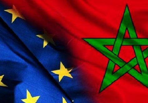 la Commission parlementaire mixte Maroc-UE