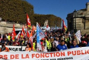 France : huit syndicats opposés à la réforme de la Fonction publique