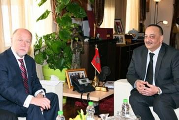 Le renforcement de la coopération maroco-chilienne dans le domaine de la culture au centre d'un entretien à Rabat