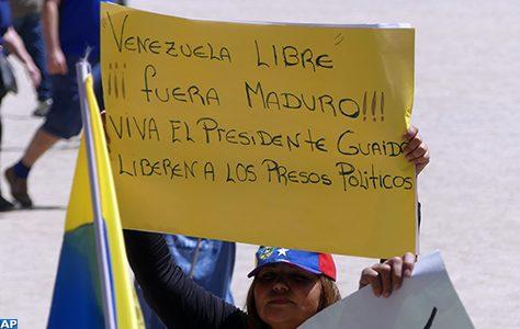 les Vénézuéliens