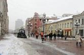 Près de 80 vols annulés ou retardés dans les aéroports de Moscou à cause de chutes de neige record