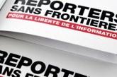 """Reporters Sans Frontières accuse les autorités algériennes de vouloir """"museler"""" les médias"""