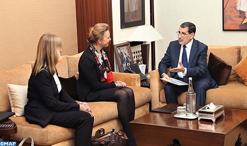 Rabat: Entretiens maroco-croates pour raffermir les relations de coopération