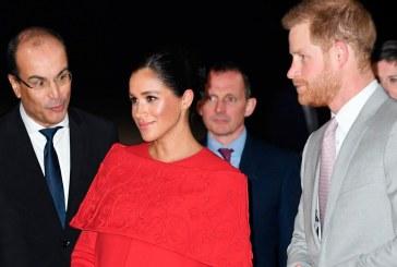(VIDÉO). Arrivée au Maroc du Prince Harry et de son épouse Meghan Markle