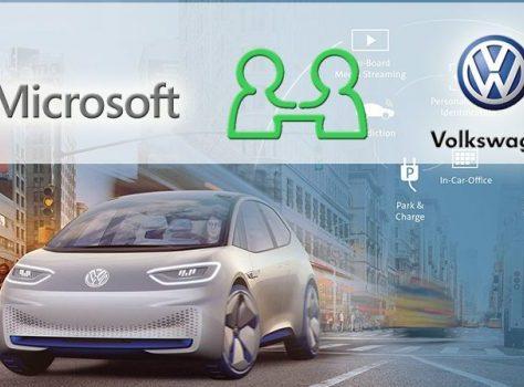 Volswagen Microsoft