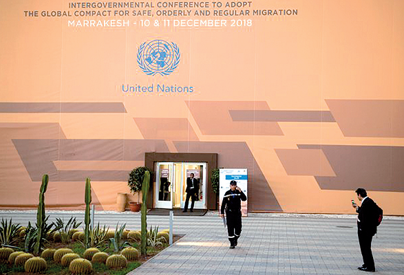 Migration : le Maroc confirme son leadership en Afrique