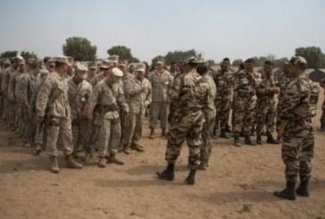 Le Maroc et l'Algérie participent à nouveau à un entrainement militaire américain