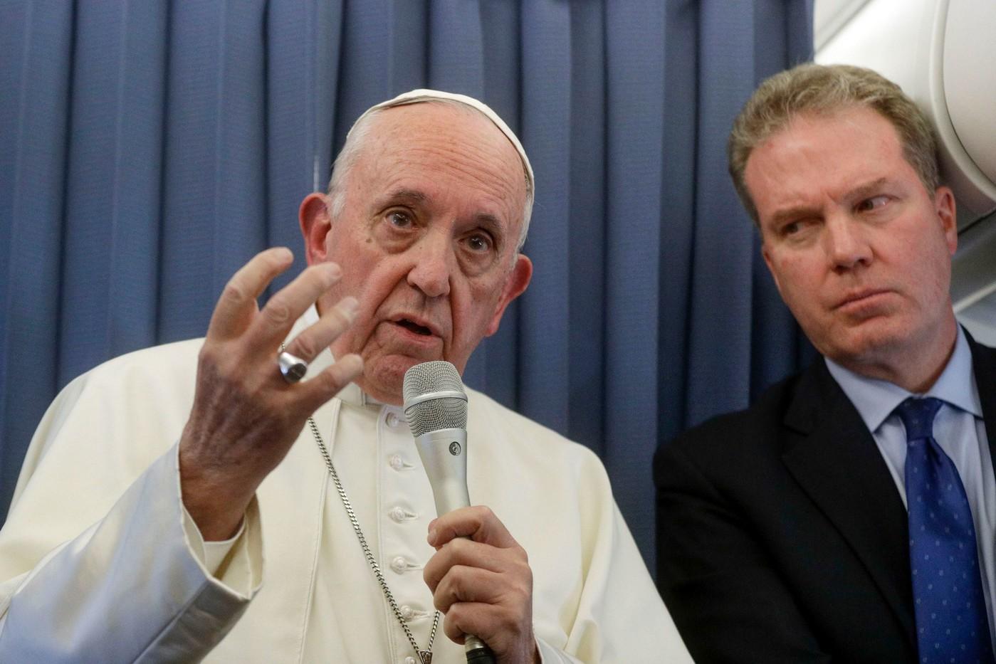 Le pape reconnait des agressions sexuelles de prêtres sur des religieuses