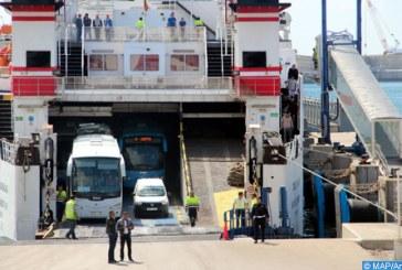 Saisie de plus de 40.000 euros non-déclarés au port de Tanger-Med