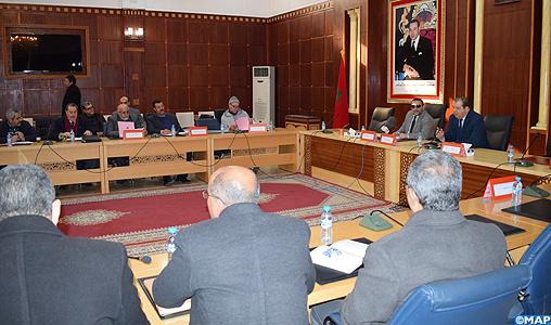Fquih Ben Saleh : programmation de plus de 7 millions de dirhams pour des projets de développement