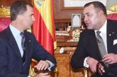 Fête de la Jeunesse: SM le Roi reçoit un message de félicitations du Roi Felipe VI d'Espagne
