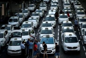 Les chauffeurs de taxis de Madrid décident de mettre fin à leur grève