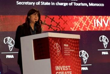 """Le tourisme représente une """"priorité absolue"""" pour le Maroc"""
