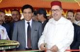 Settat: Inauguration d'un stade de football nouvellement réaménagé