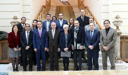 une délégation judiciaire