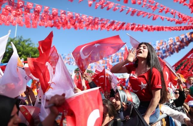Turquie: Près de 58 millions d'électeurs appelés aux urnes dimanche