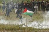 Gaza : un 4ème Palestinien tué à la frontière avec Israël