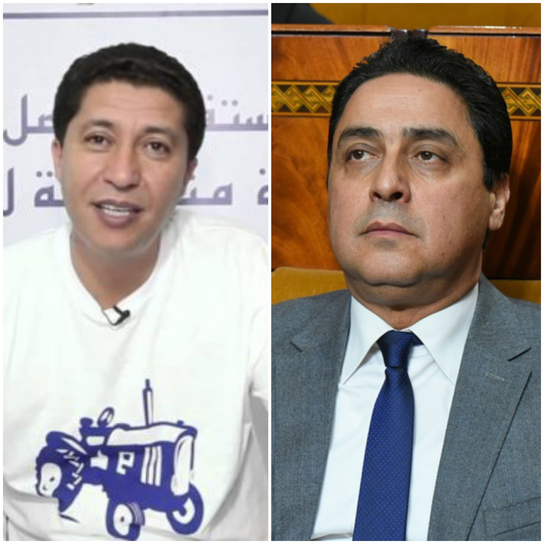 Oujda : prison ferme pour Omar Hejira et Abdenbi Bioui pour détournement de fonds publics