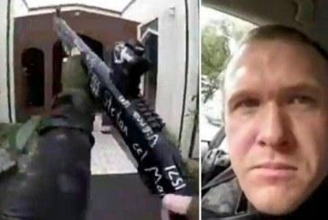 Nouvelle-Zélande : L'auteur des attaques terroristes contre deux mosquées inculpé pour meurtre